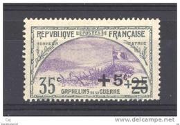 France  :  Yv  166  **      ,     N2 - France