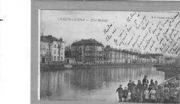 Chalon Sur Saône.Quai Michelet.animée - Chalon Sur Saone