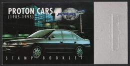 Malaysia 1995 - Mi-Nr. 579-588 ** - MNH - Markenheftchen - Autos / Cars - Malaysia (1964-...)