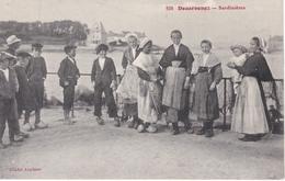 DOUARNENEZ  -  Sardinières - Douarnenez