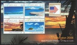 Tokelau 2006 - Mi-Nr. Block 35 ** - MNH - Natur - Tokelau