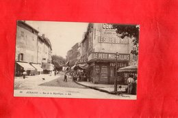 F1601 - AUBAGNE - 13 - Rue De La République - Aubagne