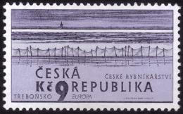 Tchèque (Rèpublique) - Europa CEPT 2001 - Yvert Nr. 271 - Michel Nr. 289 ** - Europa-CEPT