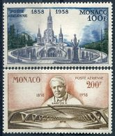 MONACO - PA N° 69-70 ** - Poste Aérienne