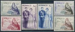 MONACO - PA N° 73-78 * - Poste Aérienne