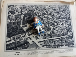 Amiens - Old Paper