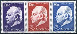 MONACO - PA N° 97-99 * - Poste Aérienne