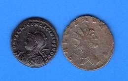 Gallienus  + Licinius 2 317/324 - 200 F 1995-1999 ''Eiffel''