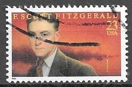1996 23 Cents Fitzgerald, Used - Etats-Unis