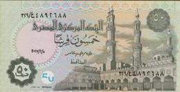2006? Egypt 50 Piastres P#62 - Egypt