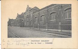 1271   TOURCOING : Ecole    A L'Institut Colbert 10 Rue De Gand,animée. édit L.S - Tourcoing