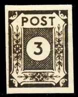 SBZ OSTSACHSEN Nr 51atxI Postfrisch X655E4E - Zone Soviétique