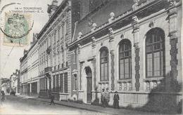 1273   TOURCOING : Ecole    A L'Institut Colbert 10 Rue De Gand,animée. édit L.S - Tourcoing