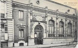 1274   TOURCOING : Ecole    A L'Institut Colbert 10 Rue De Gand,animée. édit L.S - Tourcoing