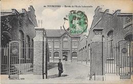 1275   TOURCOING : Ecole    A L'Institut Colbert 10 Rue De Gand,animée. édit L.S - Tourcoing