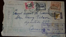 O) 1933 COLOMBIA, COFFEE CULTIVATION SC 413-PLATINUM MINE SC 414- WATERLOW AND SONS, BANANA SC C103 40c, LEGACION DE SWE - Colombia