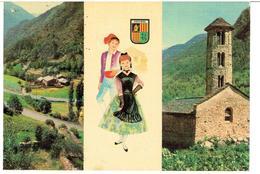 ANDORRE CARTES POSTALS ED.OSCAR . 1970 - Andorre