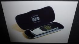 Carte Postale - Nokia 8810 (téléphone Portable Dans Un étui à Lunettes) - Advertising