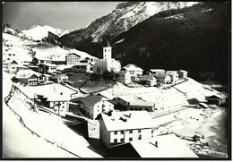 Neugraun / Vinchgau  -  Curon Nuova / Venosta  -  Im Winter  -  Ansichtskarte Ca. 1971    (9571) - Bolzano (Bozen)