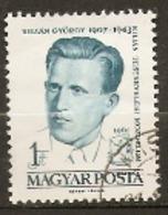 Hungary  1961  SG 1711  G Kilian  Fine Used - Hongrie
