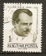 Hungary  1961  SG 1714  M Zalka   Fine Used - Hongrie