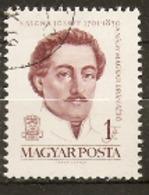 Hungary  1961  SG 1715  J Katona  Fine Used - Hongrie