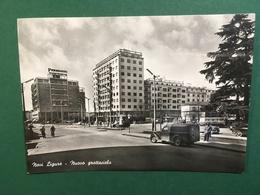 Cartolina Novi Ligure - Nuovo Grattacielo - 1959 - Alessandria