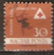 Hungary  1961  SG 1726  Health   Fine Used - Hongrie