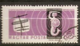 Hungary  1961  SG  1741 Socialist Postal Administration  Fine Used - Hongrie