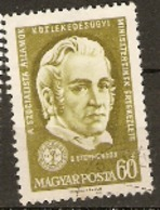 Hungary  1961  SG  1751 Ministers Conference  Fine Used - Hongrie