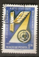 Hungary  1961  SG  1752 Ministers Conference  Fine Used - Hongrie