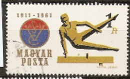 Hungary  1961  SG  1756  VASAS Sports Club  Fine Used - Hongrie