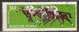 Hungary  1961  SG  1758 Racehorses   Fine Used - Hongrie