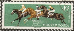 Hungary  1961  SG  1759 Racehorses   Fine Used - Hongrie