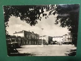 Cartolina Acqui Terme - Stazione Ferroviaria - 1965 - Alessandria