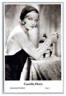 CAMILLA HORN - Film Star Pin Up PHOTO POSTCARD - 286-3 Swiftsure Postcard - Artistas