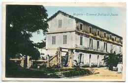 MAYOTTE * Travaux Publics Et Postes ( Poste ) Edit. Société Des Comores - Mayotte
