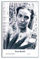 ANNA KASHFI - Film Star Pin Up PHOTO POSTCARD - 239-1 Swiftsure Postcard - Artistas