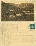 AK Stecklenberg Bei Thale 1931, Luftkurort Im Ostharz - Thale