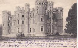 ATH  -  Les Environs, Château De Moulbaix - Ath