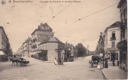 BRUXELLES-IXELLES  -  Chaussée De Charleroi Et Carrefour Defacqz - Elsene - Ixelles
