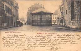 CHIMAY - La Grand'Place - Chimay