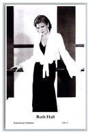 RUTH HALL - Film Star Pin Up PHOTO POSTCARD - A96-2 Swiftsure Postcard - Artistas
