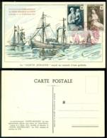 France 1953 Carte Maximum Croix Rouge - Cartes-Maximum