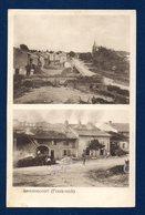 54. Amenoncourt. Deux Vues. Feldpost 1915. Feld-Lazarett 14. Armee Abteilung Falkenhausen. 19 Ersatz-Division - Autres Communes
