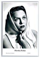 HERTHA FEILER - Film Star Pin Up PHOTO POSTCARD - 172-8 Swiftsure Postcard - Artistas