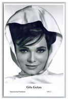 GILA GOLAN - Film Star Pin Up PHOTO POSTCARD - 249-2 Swiftsure Postcard - Artistas