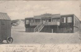 De Panne ,  La Panne  ; Hotel Du Kursaal ; N° 63 - De Panne