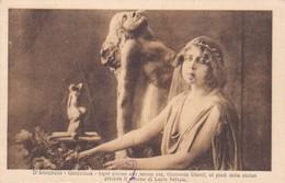 D'ANNUNZIO. GIOCONDA. OGNI GIORNO ALLA STESSA ORA... IPA. VOYAGEE CIRCA 1920s - BLEUP - Artistas