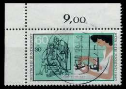 BRD 1987 Nr 1316 Zentrisch Gestempelt ECKE-OLI X89E8DE - [7] République Fédérale